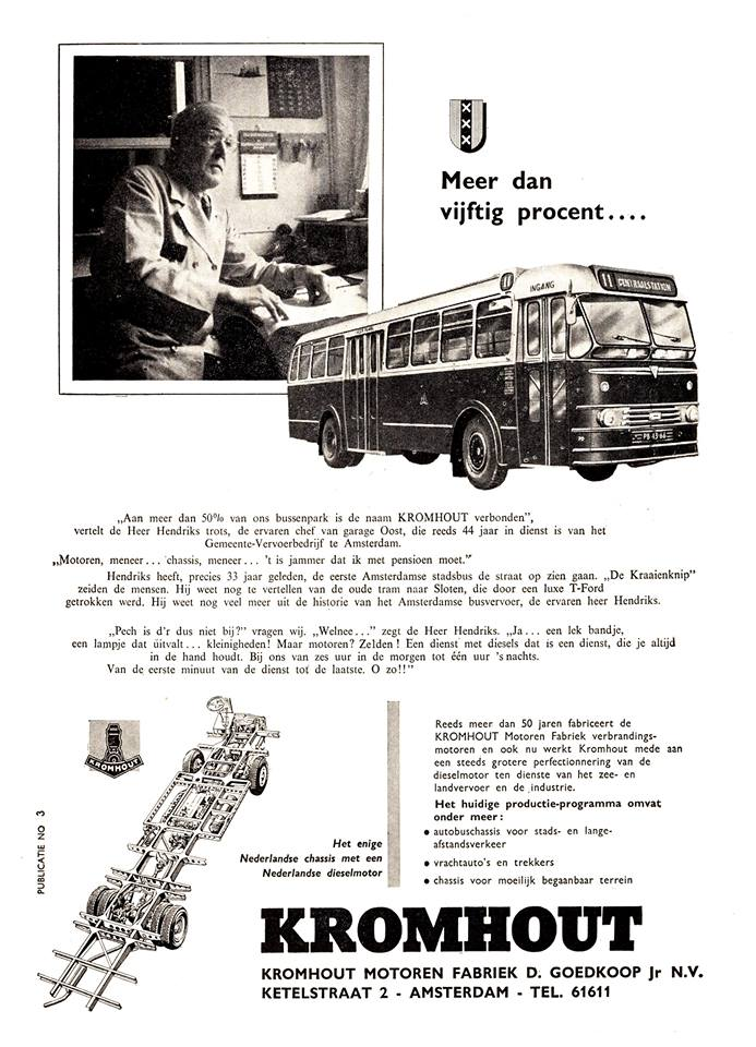 Kromhout Verheul Ad.
