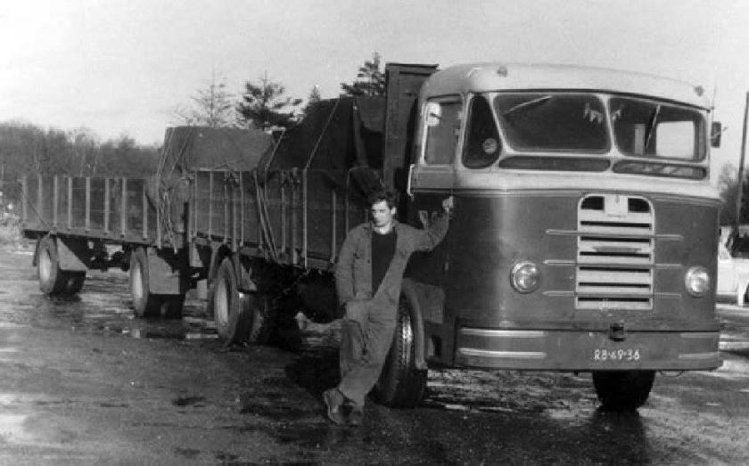 Kromhout-Verheul vrachtauto