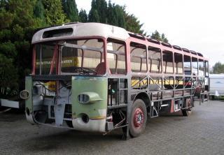 Leyland - Van Hool  VAD 7319 1962