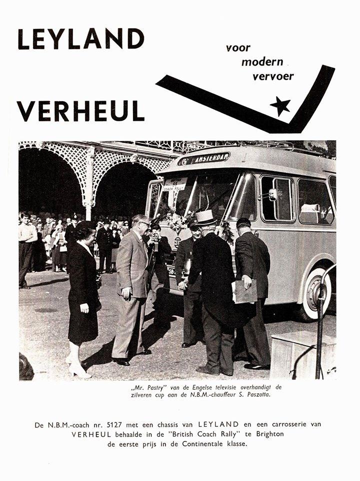 Leyland Verheul ad.