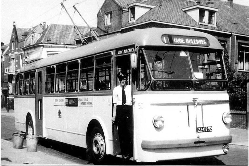 Leyland Verheul GTN 50