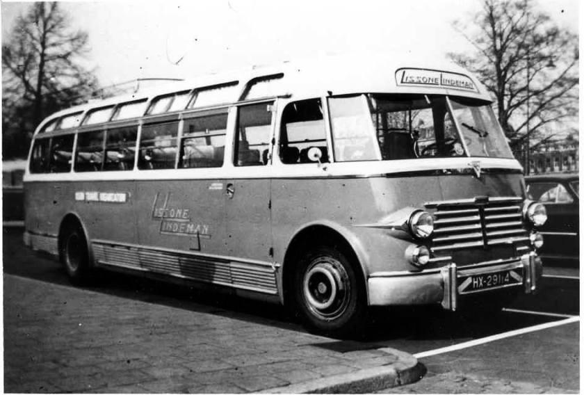 Leyland Verheul HX-29115a