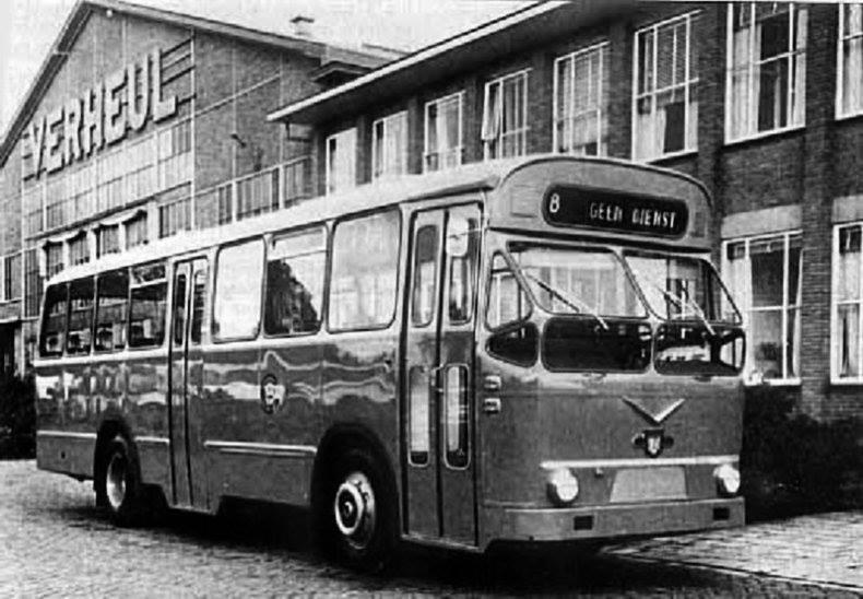 Leyland Verheul voor fabriek