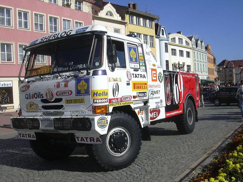 Lopraisova Tatra