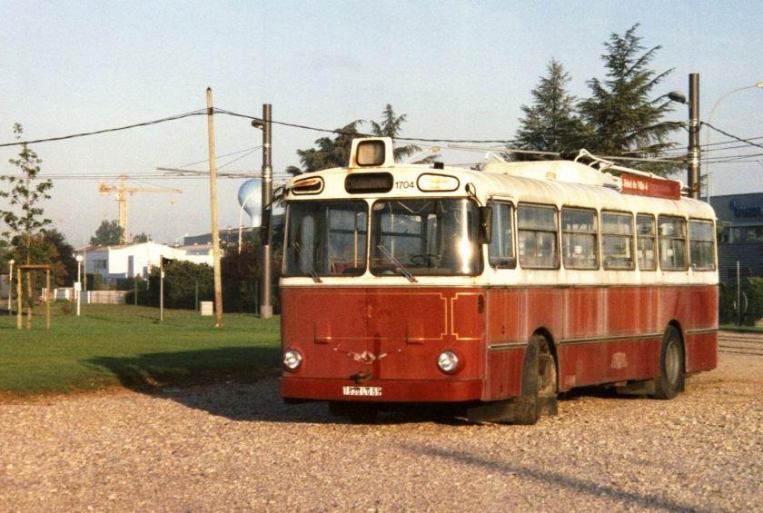 Lyon Vetra VBH85 No. 1704