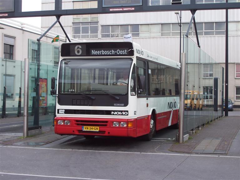 Novio1 Standaardbus ST2000