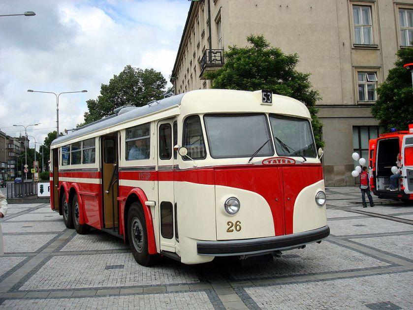 Ostrava, Tatra T 400