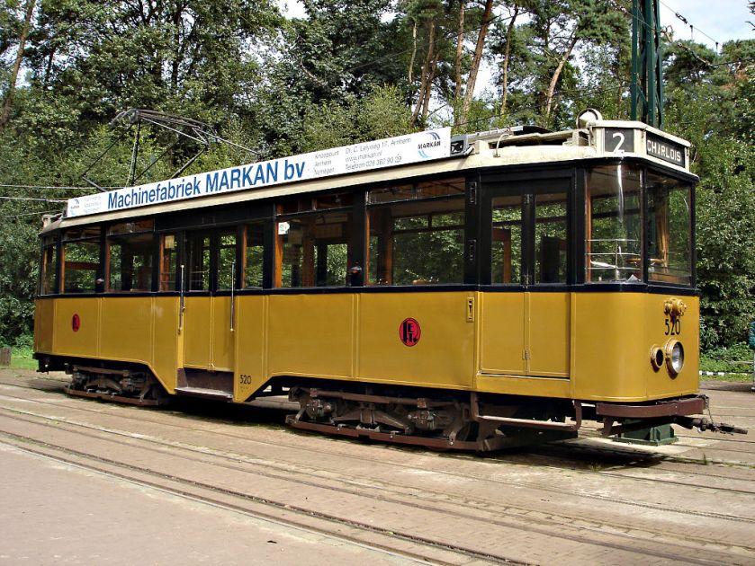 RET motorwagen 520 (serie 511-550 gebouwd door Werkspoor)