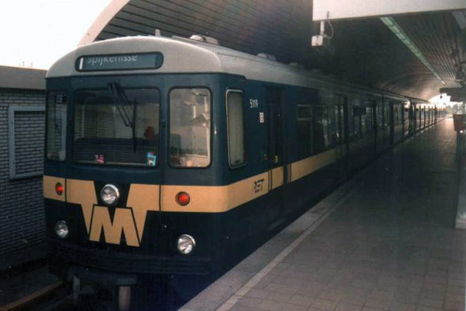 Rotterdams Metrotype M.