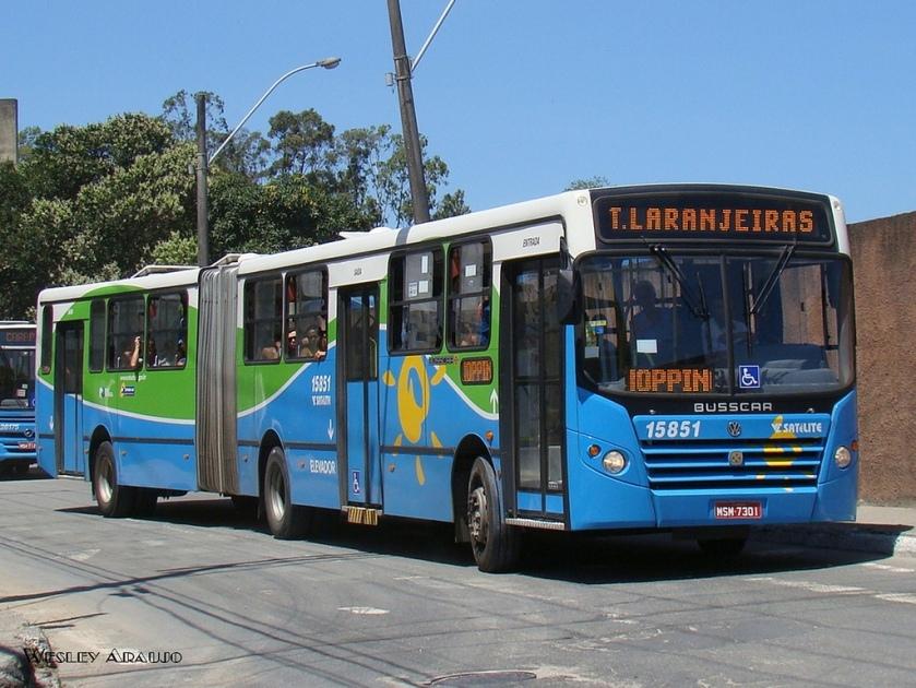 Satélite 15851 - Busscar Urbanuss Ecoss VW 17-230 EOD