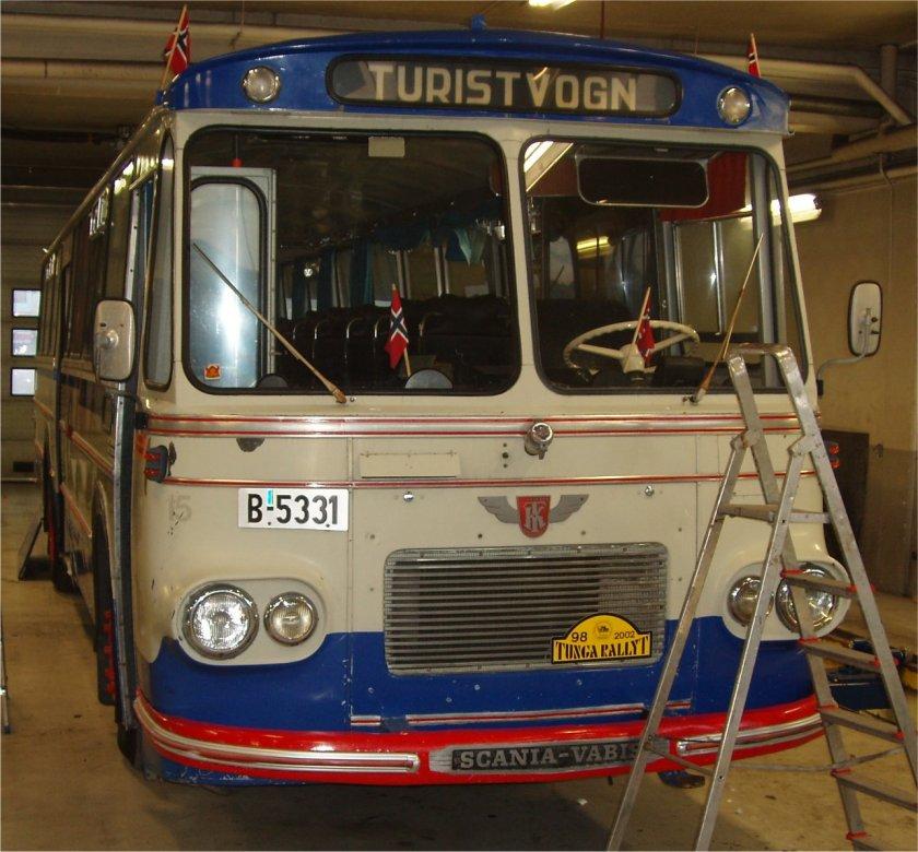 Scania Vabis T Knudsen b5331
