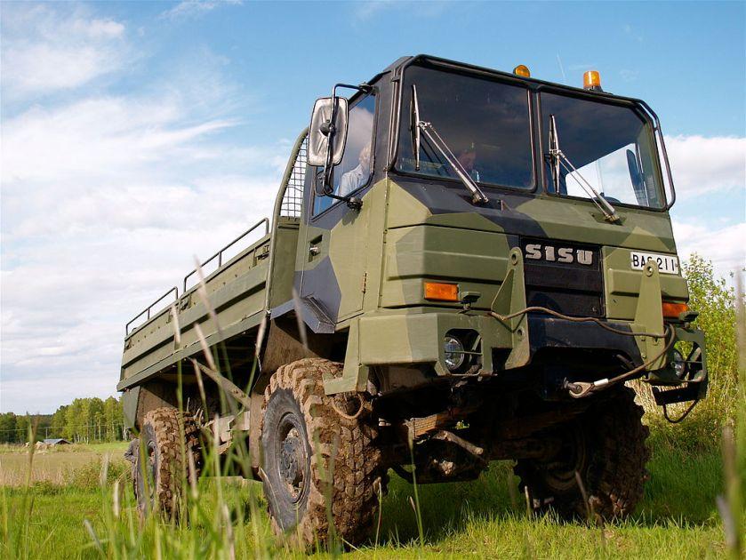 SISU SA-150 truck