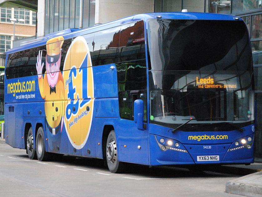 Stagecoach in Warwickshire Plaxton Elite i bodied B11R