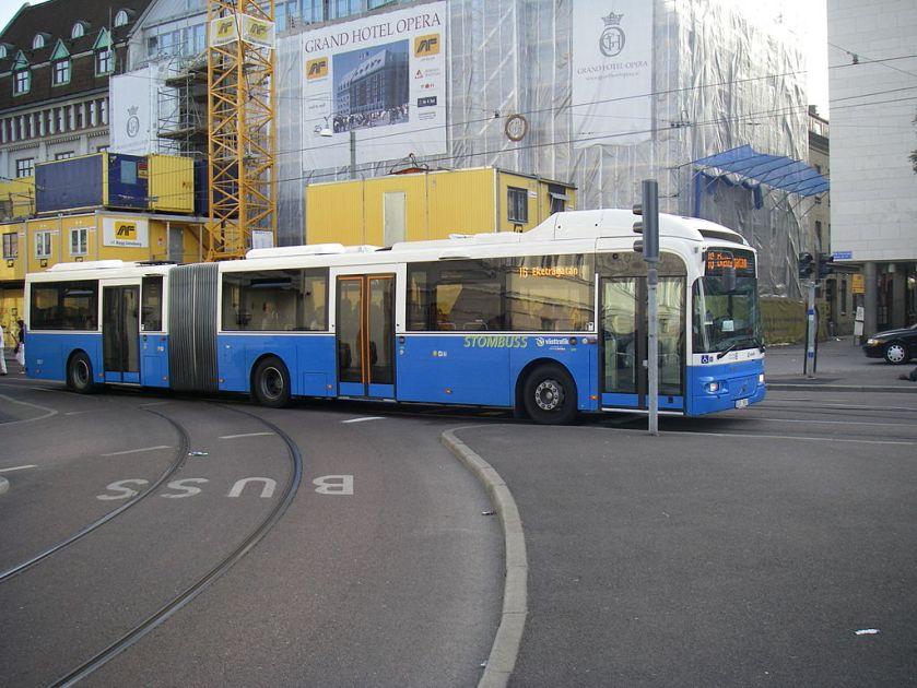 Stombuss 16 Volvo 7500