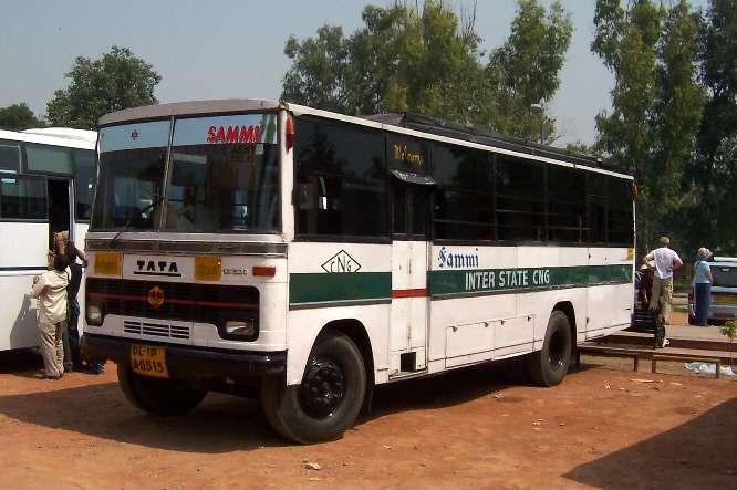 Tata 1312 indiabus6