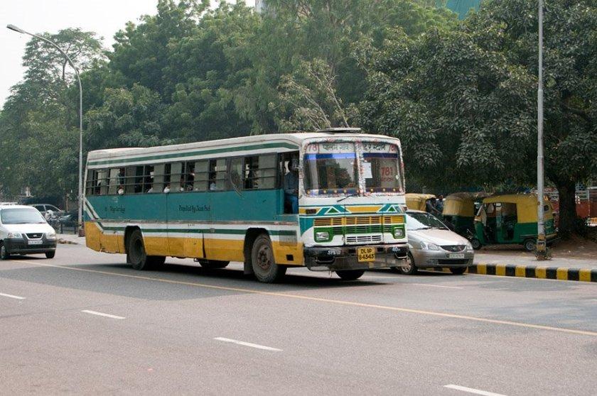 Tata 1510 CNGa