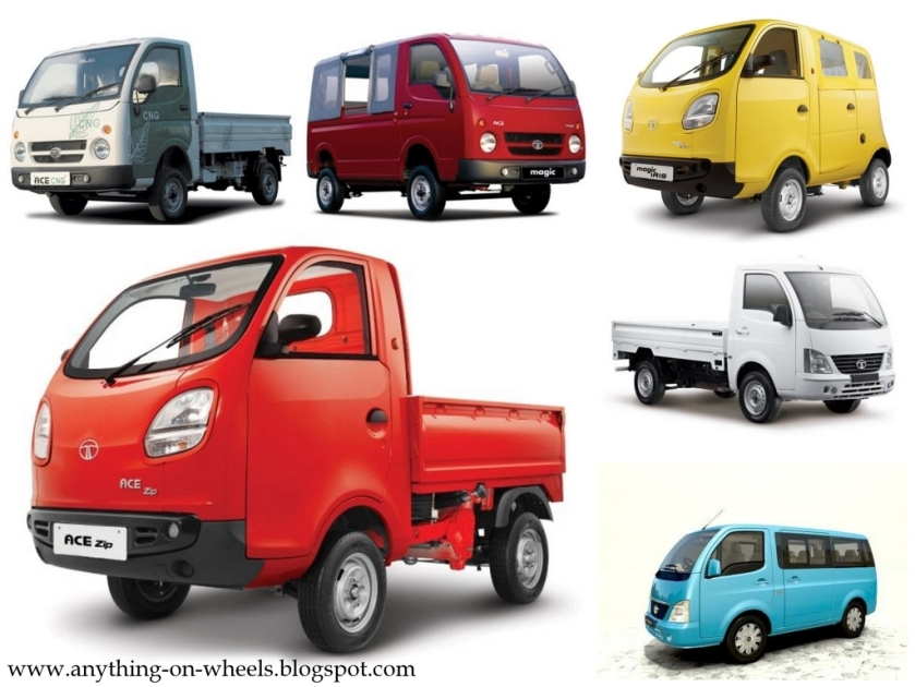 Tata Ace Family