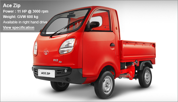 tata ace zip