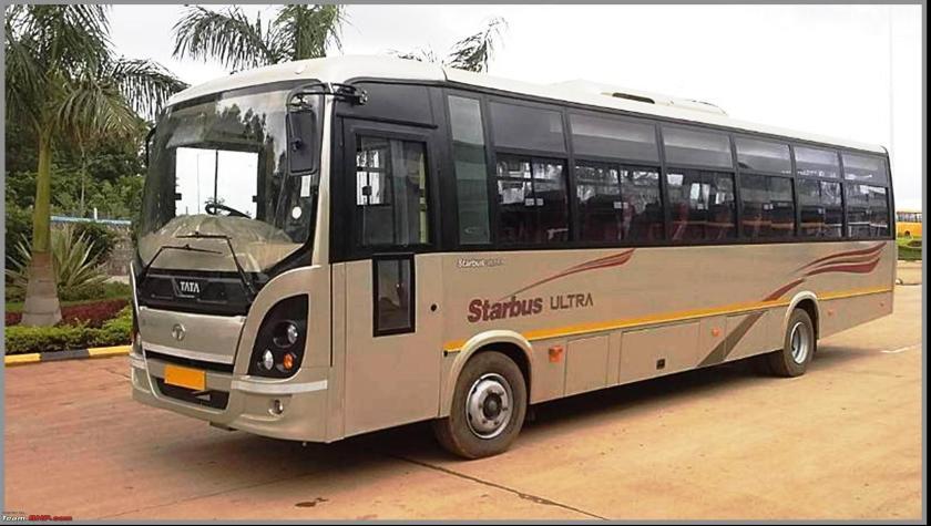 TATA Motors Buses (Standard Versions)-ultra