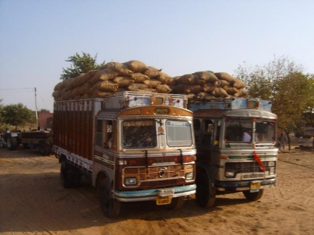 Tata trucks rajahsthan
