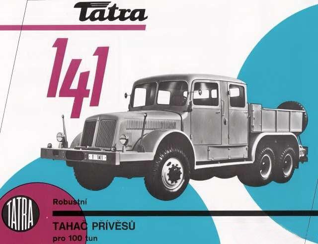 tatra 141 pub