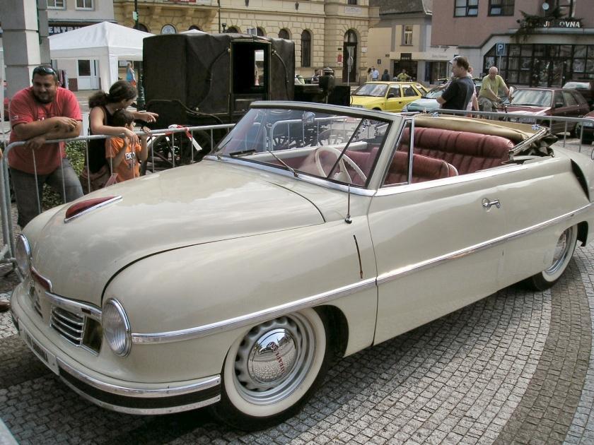 Tatra 600 Kabriolet Sodomka