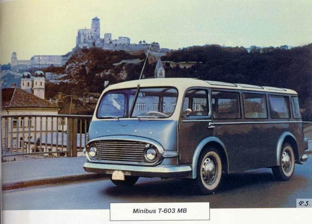 Tatra Minibus T 603 MB