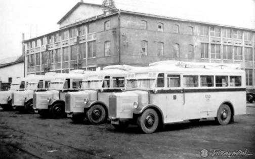 Tatra T-27a bus