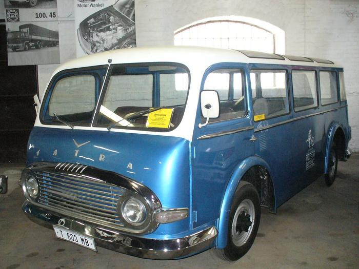 Tatra T 603 MB Bus