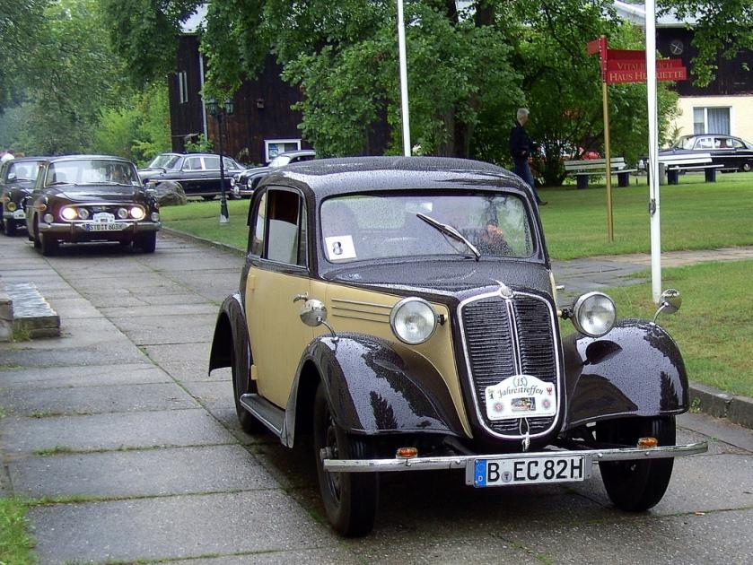 Tatra T57B