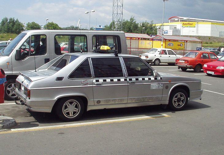 Tatra t613 07