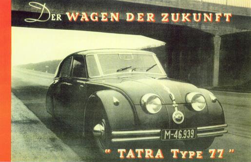 Tatra T77i