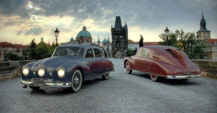 Tatra T87 ad