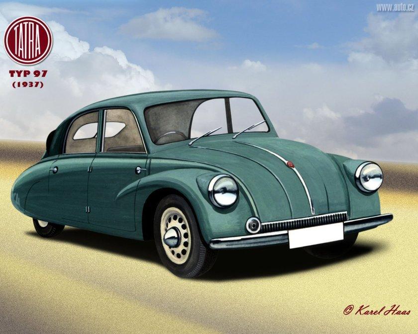 Tatra T97 ad