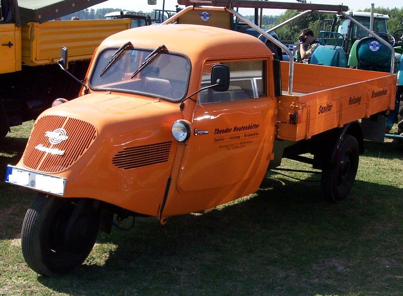 Tempo Hanseat 3-wheeler