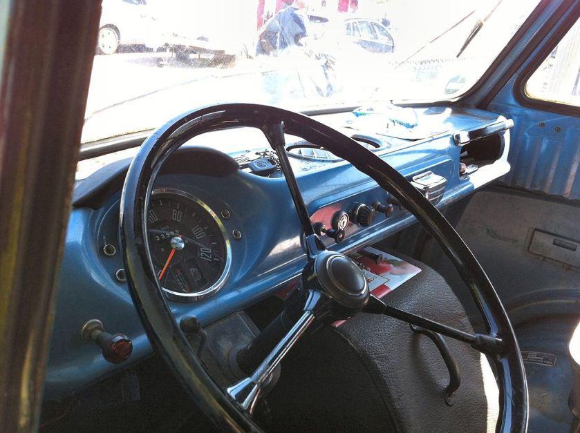 Tempo Matador Cockpit