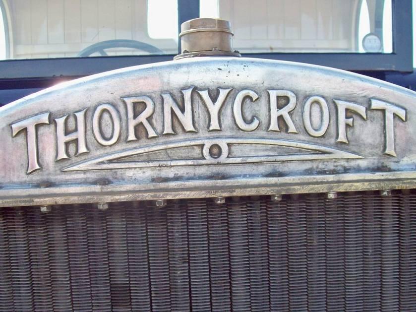 Thornicroft logo