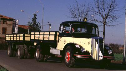 towing a Viberti 141T trailer esatau864
