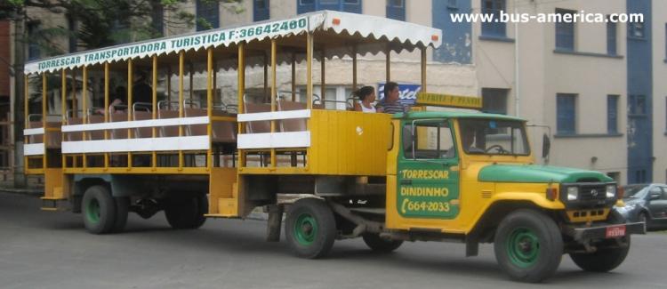 Toyota Bandeirante - Randon-Adriano - Torrescar