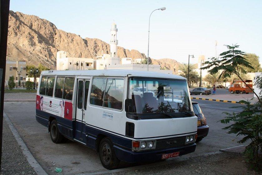 Toyota Oman b