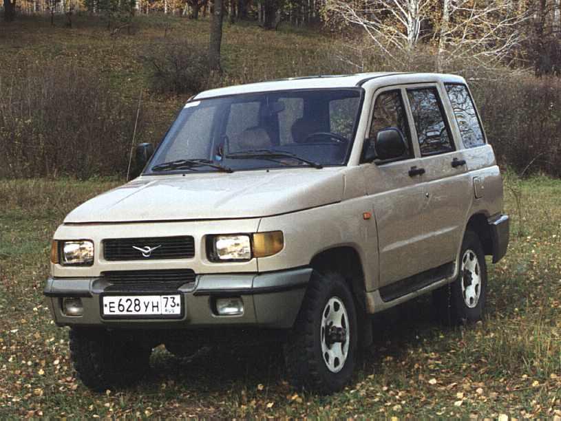 UAZ-3160 mp9