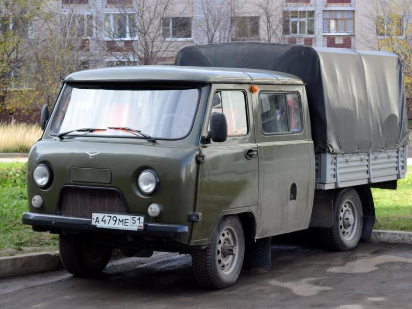 UAZ 39094