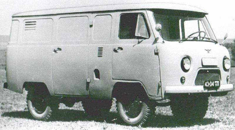 UAZ-451 v