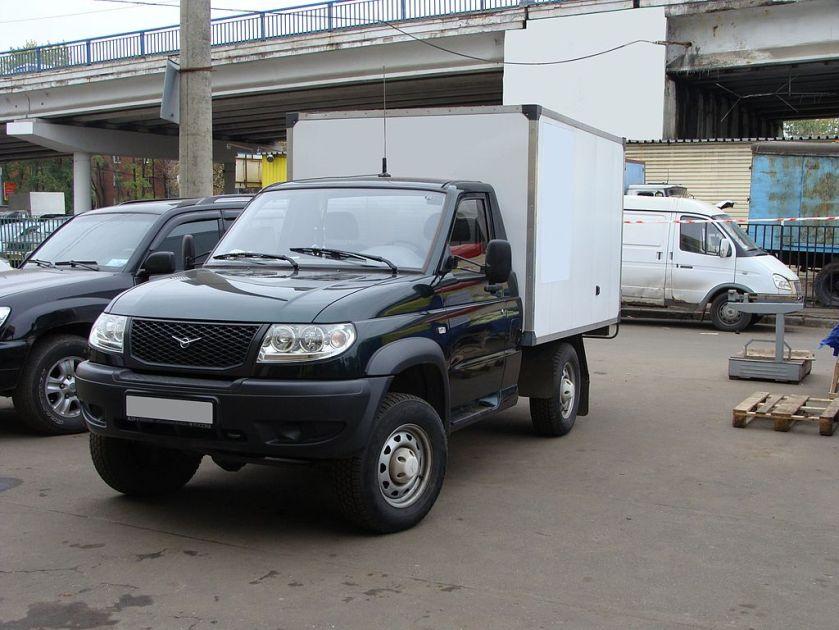 UAZ-Pick-Up
