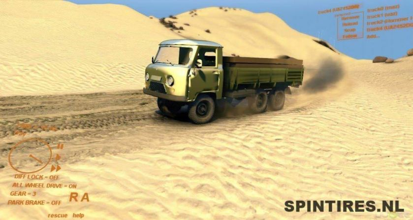 UAZ screenshot.1573