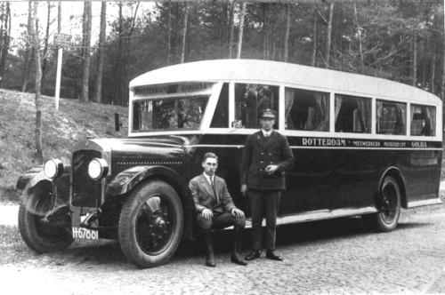 Van Gog 07 1929 de dion bouton 1929