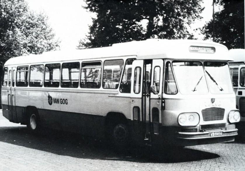 Van Gog 08 Volvo den Oudsten bus 89 1971