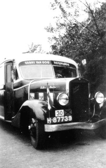 Van Gog 26 De Dion Bouton 23 1934