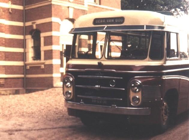 Van Gog 62 162c volvo 1958