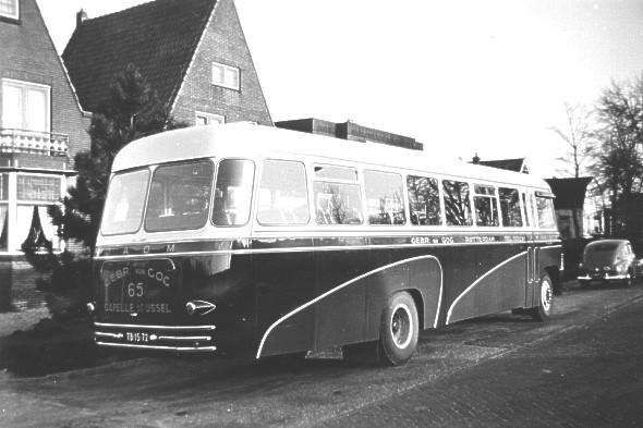 Van Gog 65b volvo 65 1958-59